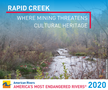 American Rivers Most Endangered Rivers 2020